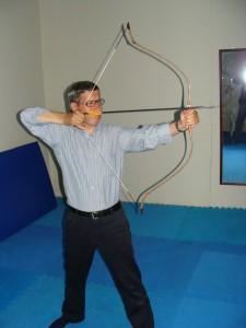Prof. Dr. Hidayet IŞIK Cenk sanatı matrak talimi
