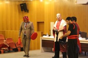 İsmail Hakkı Aksoyak bilkent matrak çalıştayı