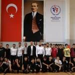 19 Mayıs  Atatürkü Anma Gençlik ve Spor Bayramı Matrak Şampiyonası Yapıldı