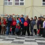 Matrak Yunanistanlı çocuklarla buluşuyor